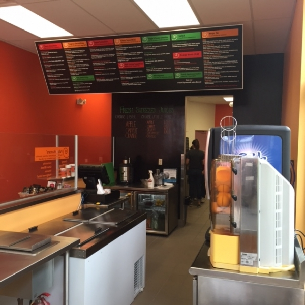 Pulp Juice and Smoothie – Cranberry Twp., PA