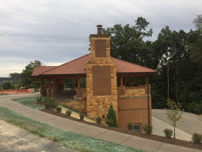 Pavilion - Side
