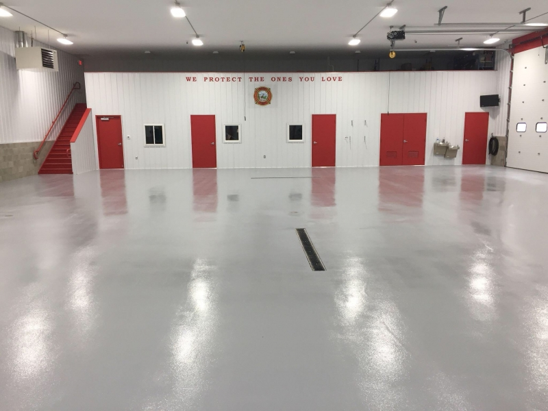 West Deer VFD #2 – 4800SF addition to existing station
